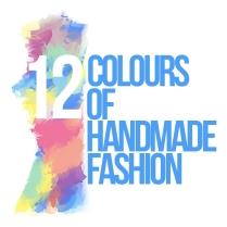 12 Colours of Handmade Fashion Logo_2